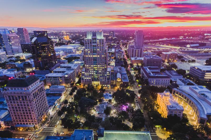 AOA Conference 2021 Downtown Sacramento
